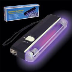 Luz Negra: Una herramienta útil en las inspecciones